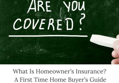 Kas yra namų savininkų draudimas?  Pirmą kartą namo pirkėjų vadovas