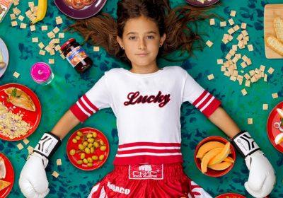 Kokį maistą vaikai valgo visame pasaulyje nuotraukose
